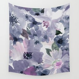 Floral Pattern#6 Wall Tapestry