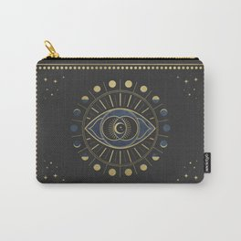The Third Eye or The Sixth Chakra Carry-All Pouch