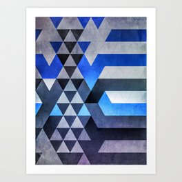 kyr dyyth Art Print
