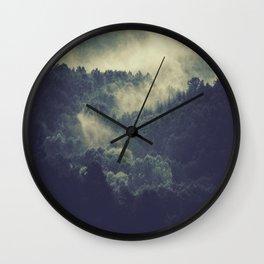 Wild Jungle Wall Clock