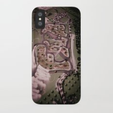 Staining The Path iPhone X Slim Case