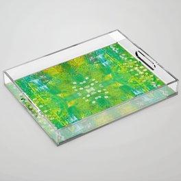 Kiwi Fantasy Acrylic Tray