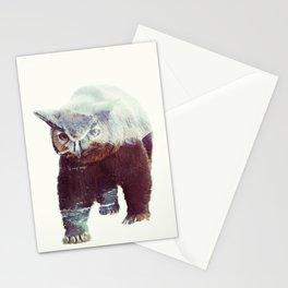 Owlbear Stationery Cards
