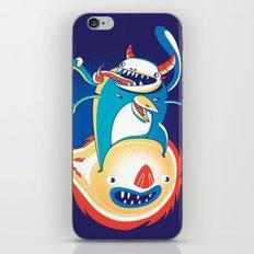 Monsteroid! iPhone & iPod Skin