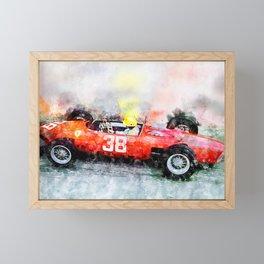 Ricardo Rodriguez, Sharknose 156 Framed Mini Art Print