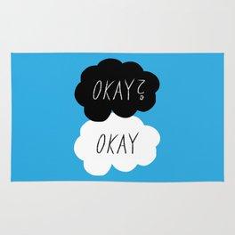 Okay? Okay Rug