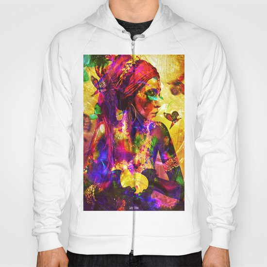 We are of what we think. All whom we are results from our thoughts. With our thoughts beats us Isson Hoody