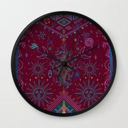 Circus Shine Wall Clock