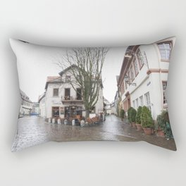 Germany Village III Rectangular Pillow