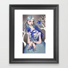 The Ties That Bind Framed Art Print