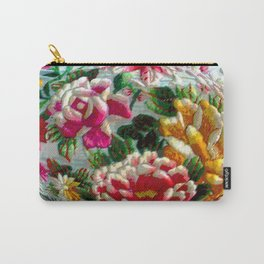 Chintz Egg Carry-All Pouch