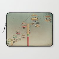 1975 Laptop Sleeves featuring 1975 Ride by Maite Pons