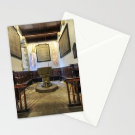 The Narthex Stationery Cards