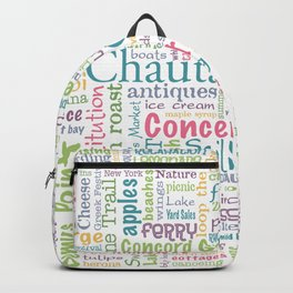 Chautauqua Summer Dream Backpack