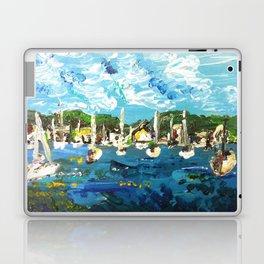 Put n Bay Painting 1 Laptop & iPad Skin