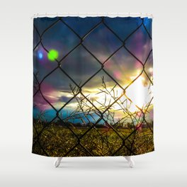 Links 5 Shower Curtain
