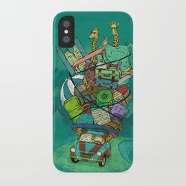 All Needed! iPhone Case