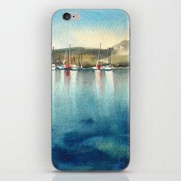 Waterline iPhone Skin
