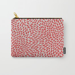 NO QUIETUDE RED Carry-All Pouch