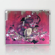 Dont Worry - Party Hard (Pink) Close Up Laptop & iPad Skin