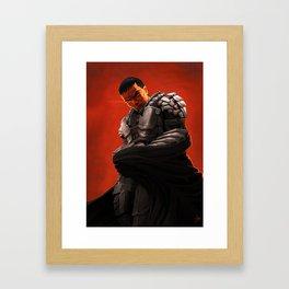 'THE' Five Star General Framed Art Print