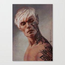 Rowan Whitethorn Canvas Print