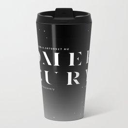 Mercury Metal Travel Mug