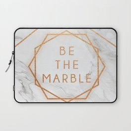 Be The Marble Laptop Sleeve