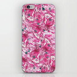Summer Blossoms - YoungEun Kwon  iPhone Skin