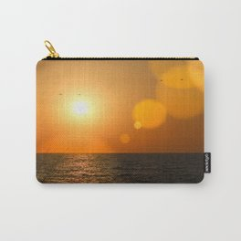Sunset Tel Aviv Carry-All Pouch