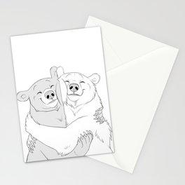 BEAR HUG! Stationery Cards