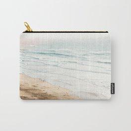 California, Los Angeles, beach, seaside, ocean, surf Carry-All Pouch