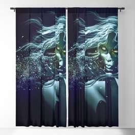 Scatter Blackout Curtain