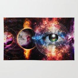 Quantum space Rug