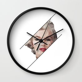 Marilyn Wall Clock