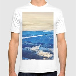 Airplane above the Clouds I T-shirt