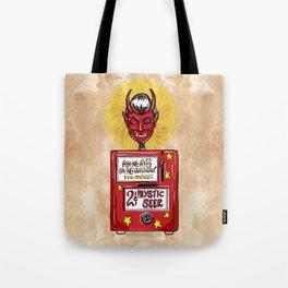 Twilight Zone Mystic Seer Tote Bag