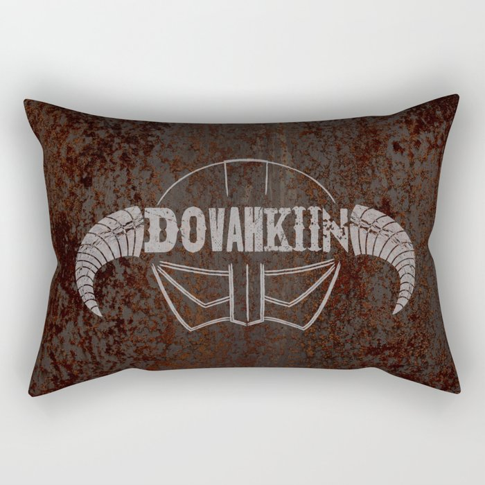 Dovahkiin Rectangular Pillow