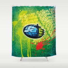Jovenes Adventistas Shower Curtain