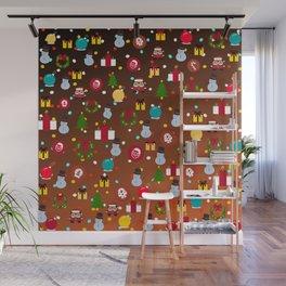 Feliz Natal Hoo..Hoo..Hooo..!!! Wall Mural