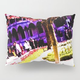 Intense and living colors. Pillow Sham