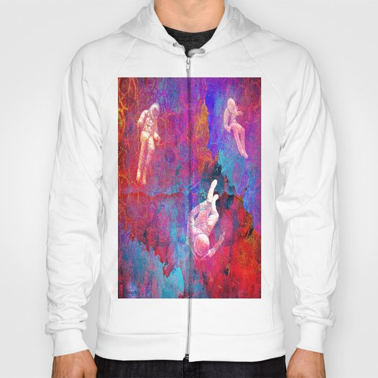 Lost in the Galaxy zx210 Hoody