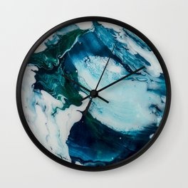 Wash over me Wall Clock