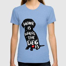 Funny Adorable Dog Saying Shirt - Meow T-shirt