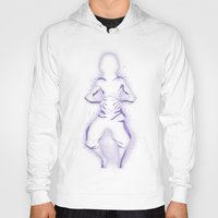 aang Hoodies featuring  Master of all Four Elements by Anuktoy