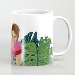 Queen of the greenhouse Coffee Mug