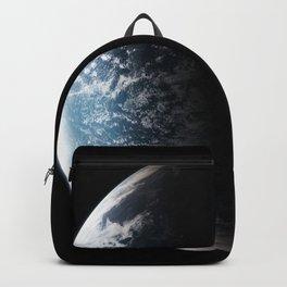 Earths orbit Backpack