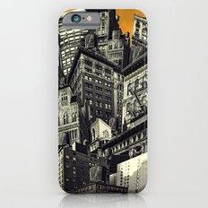 Cityscape iPhone 6s Slim Case