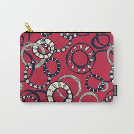 Honolulu hoopla red Carry-All Pouch