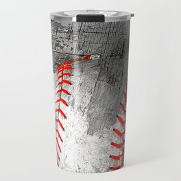 Baseball art vs 13 Travel Mug
